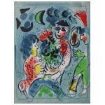 Marc Chagall (1887-1985) Frontispis. Para