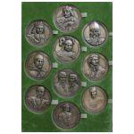 Medale-Wybitni wodzowie i dowódcy