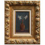Wlastimil Hofman (1881-1970) Narcyzy w wazonie